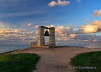 В Херсонесе зазвонил колокол, который привезли из Нотр-Дама, фото — «Рекламы Севастополя»