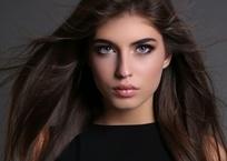 Севастопольская модель вошла в ТОП-20 самых красивых девушек РФ, фото — «Рекламы Севастополя»