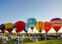 В Крыму пройдет фестиваль воздушных шаров - программа, фото — «Рекламы Партенита»