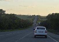 Глава Минтранса Крыма заявил о готовности старой дороги в Феодосию к наплыву авто , фото — «Рекламы Крыма»