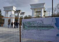 Реконструкция парка Победы в Севастополе близится к завершению ФОТО, фото — «Рекламы Севастополя»