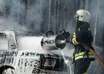 Массово горят машины в Крыму, фото — «Рекламы Белогорска»