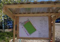 В Севастополе стартовало строительство нового футбольного поля, фото — «Рекламы Севастополя»