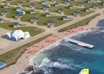 Проект по созданию автокемпинга «Оленевка Village» в Крыму завершен , фото — «Рекламы Фороса»
