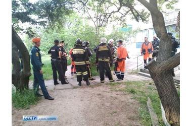 В Севастополе ликвидировали утечку бытового газа - фото, видео, фото — «Рекламы Севастополя»