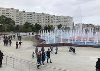 «От положенной плитки мы просто в шоке»: впечатления севастопольцев от обновленного Парка Победы, фото — «Рекламы Севастополя»