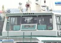 Пассажирские катера вновь заходят на причал №29 бухты Голландия, фото — «Рекламы Севастополя»