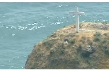 Как будет выглядеть новый крест на Георгиевской скале ФОТО, ВИДЕО, фото — «Рекламы Севастополя»