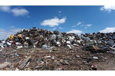 В Крыму накопились миллионы кубометров мусора, фото — «Рекламы Симферополя»