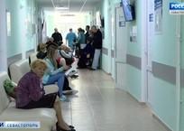 Во время строительства новой инфекционной больницы в Севастополе будет временная, фото — «Рекламы Севастополя»