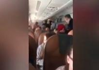 Устроившего дебош перед смертью пассажира рейса Москва – Симферополь сняли на ВИДЕО, фото — «Рекламы Симферополя»