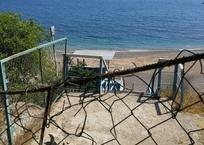 Севастопольцы собрали более 2 тыс подписей за сохранение пляжа в Батилимане, фото — «Рекламы Севастополя»
