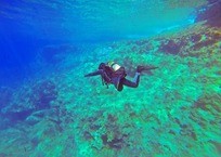 В Крыму ищут пропавшего в море аквалангиста, фото — «Рекламы Феодосии»