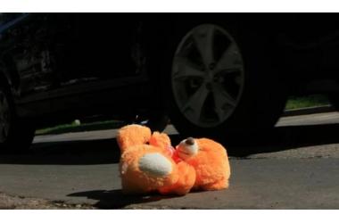 """В Симферополе водитель """"Лексуса"""" сбил девочку-подростка с ребенком на руках, фото — «Рекламы Симферополя»"""