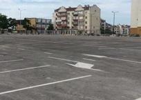 В Севастополе появилась бесплатная парковка на 350 машино-мест, фото — «Рекламы Севастополя»