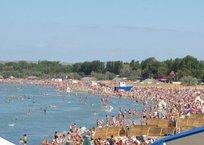 Роспотребнадзор запретил купаться на пляжах двух регионов Крымского полуострова, фото — «Рекламы Симферополя»