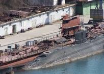 Единственная украинская субмарина может стать музейным экспонатом в Севастополе, фото — «Рекламы Севастополя»