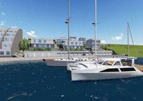 Какой в Севастополе решили строить «Яхтенную деревню», фото — «Рекламы Севастополя»