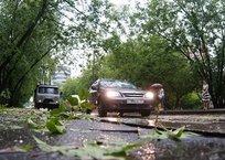 Крупный град и ливни: на Крым надвигается непогода, фото — «Рекламы Феодосии»