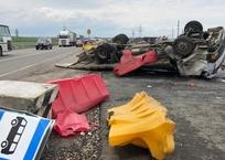 «Таврида» станет безопаснее — грузовики перенаправят на старую трассу, фото — «Рекламы Евпатории»