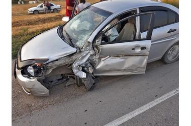 Шесть человек пострадали в ДТП на крымской трассе ФОТО, фото — «Рекламы Красногвардейского»
