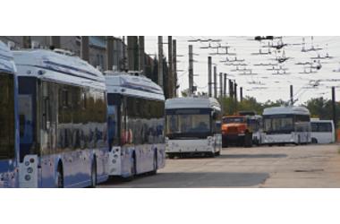 Севастопольских перевозчиков будут штрафовать за нарушение расписания, фото — «Рекламы Севастополя»