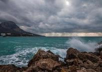В Крым и Севастополь охладит дождями, фото — «Рекламы Севастополя»