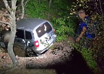 В Крыму внедорожник упал в ущелье: водитель не выжил ФОТО, фото — «Рекламы Красноперекопска»