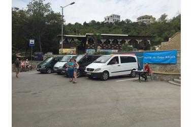 Из Ялты на Ай-Петри теперь можно добраться на специальном такси, фото — «Рекламы Партенита»