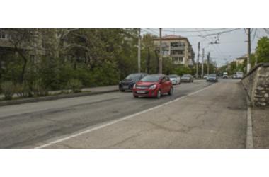 Улицу Гоголя в Севастополе будут ремонтировать по ночам, фото — «Рекламы Севастополя»