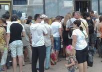 Школьные автобусы в Севастополе некому водить, фото — «Рекламы Севастополя»