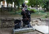 «Вежливые люди» не могут найти своё место в Севастополе , фото — «Рекламы Севастополя»