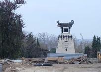 Развожаев разрешил Чалому продолжить реконструкцию Матросского бульвара, фото — «Рекламы Севастополя»