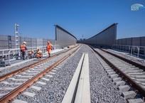 На Крымском мосту интервал движения поездов может стать, как в метро ФОТО, ВИДЕО, фото — «Рекламы Алушты»