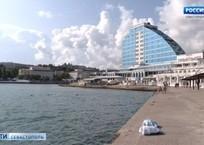 «Водоканал» обязали устранить сток неочищенных вод у пляжа Хрустальный, фото — «Рекламы Севастополя»