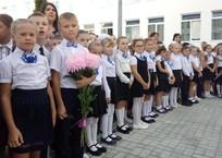 Новый корпус школы в бухте Казачьей наконец принял учеников, фото — «Рекламы Севастополя»