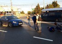 В Севастополе разыскивают очевидцев наезда на женщину-пешехода, фото — «Рекламы Севастополя»