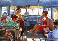 Общественный транспорт без стресса: Как севастопольцам сделать поездку приятней, фото — «Рекламы Севастополя»