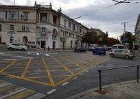 В Севастополе появилась «вафельница», но водители не знают, как ее проезжать, фото — «Рекламы Севастополя»