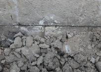 В Севастополе рабочие повредили подпорную стену 1905 года, фото — «Рекламы Севастополя»