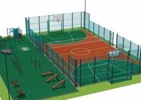 В Севастополе установят 16 больших спортплощадок и полей, фото — «Рекламы Севастополя»