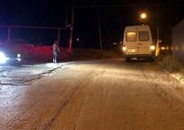 В Крыму микроавтобус сбил подростка на велосипеде, фото — «Рекламы Красногвардейского»