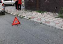 В результате ДТП в Крыму загорелся автомобиль и погибла женщина, фото — «Рекламы Евпатории»
