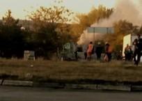 Под Севастополем взорвался грузовик ВИДЕО, фото — «Рекламы Севастополя»