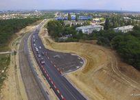 Стало известно, когда возобновят работы на Камышовом шоссе в Севастополе, фото — «Рекламы Севастополя»