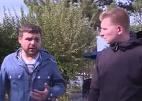 """""""Ударил бы выше - я был бы мертв"""": В Симферополе мотоциклист отправил журналиста в больницу, фото — «Рекламы Белогорска»"""
