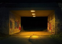 «Как в фильмах ужасов»: чем подземный переход пугает севастопольцев, фото — «Рекламы Севастополя»