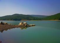 Из-за аномального тепла в Крыму пересохли реки, фото — «Рекламы Симферополя»