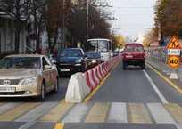На Большой Морской изменят схему движения и пустят бесплатные автобусы, фото — «Рекламы Севастополя»