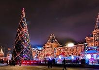 Новогоднюю ёлку Москвы организуют для севастопольцев за 7,5 млн рублей, фото — «Рекламы Севастополя»